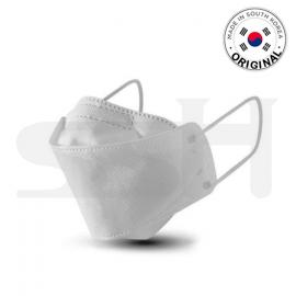 Static 4 layer Filters Face Mask - 1pc