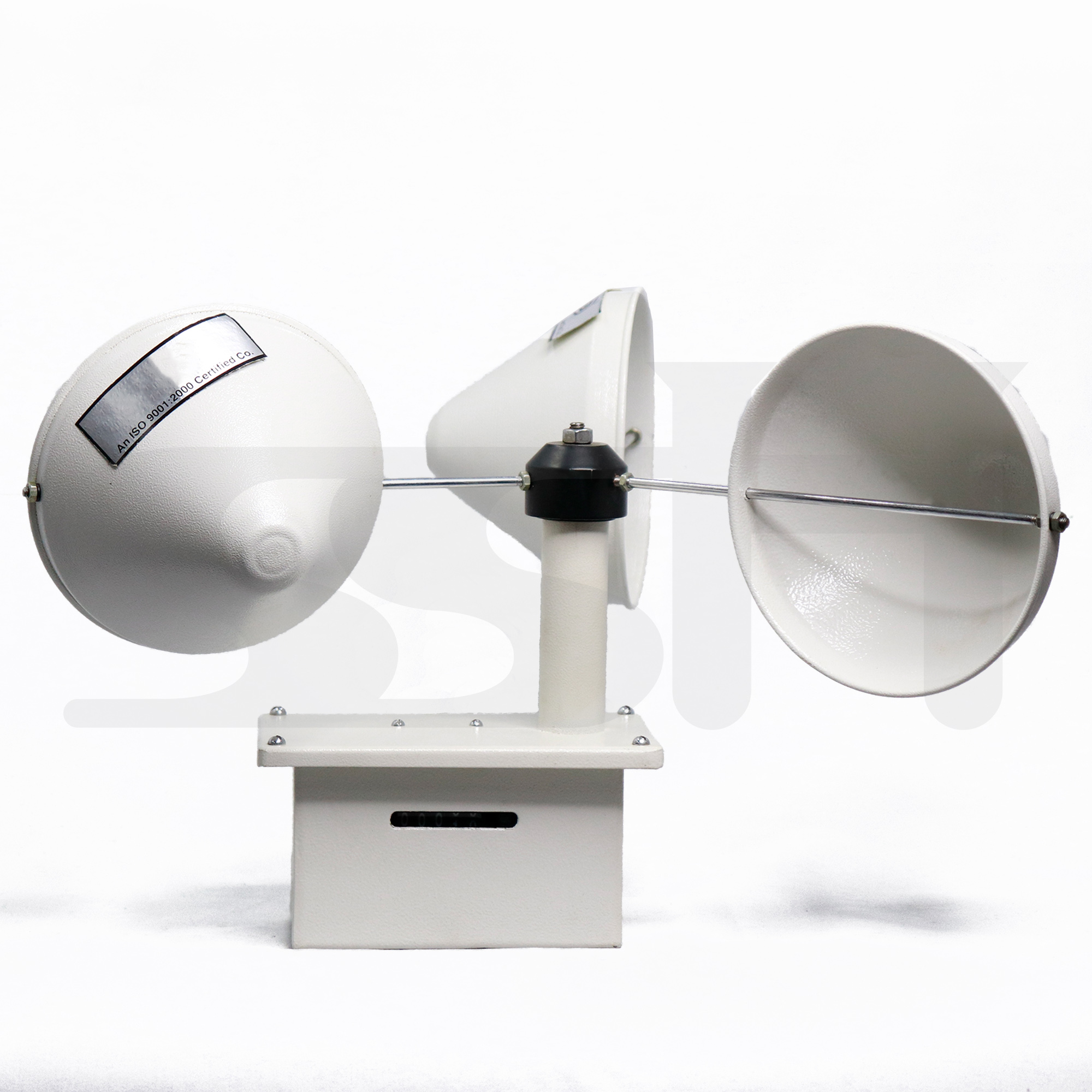Anemometer Cup Counter